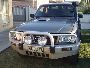 2003 Nissan Patrol Wagon Rooty Hill Blacktown Area Preview