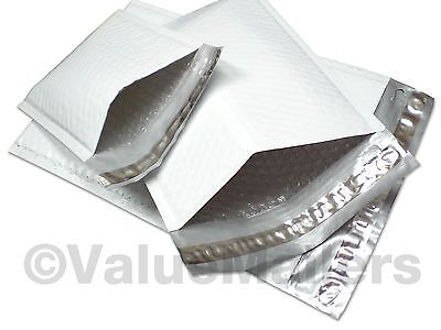 600 Total-100 0 6.5x10 Poly Bubble Mailers Envelopes 500 6x9 Poly Mailer Bags