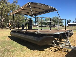 Barge Tocumwal Berrigan Area Preview
