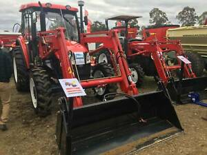 YTO Tractor X904 Cab– 4WD – 90HP – FRONT END LOADER. Inc. GST Mulgrave Hawkesbury Area Preview