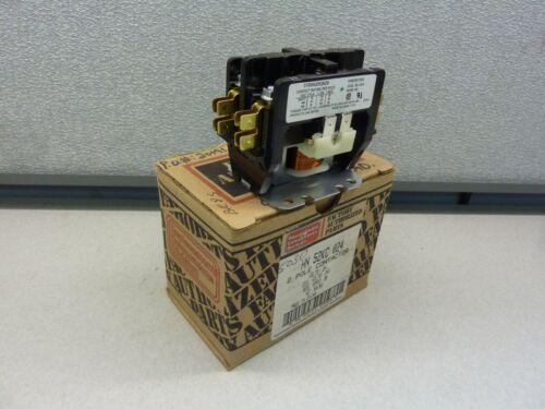 CARRIER HN 52KC 024 2 Pole Contactor 24V Coil 30A 24V 50/60Hz     (21116)
