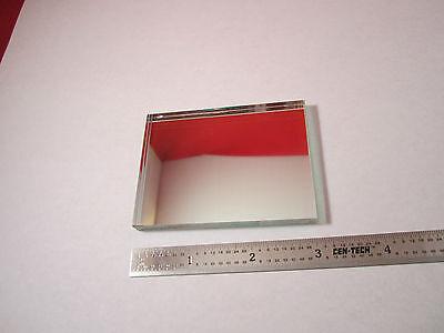 Optical Coated Filter Plate Mirror Or Laser Optics Bin-dwr1