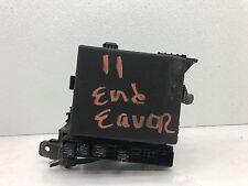 2004-2011 Mitsubishi Endeavor Engine Fuse Relay Box OEM   eBay