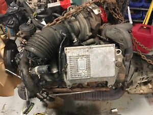 6.0 Diesel engine for sale and tranny