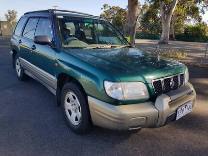 2000 Subaru Forester SUV Traralgon East Latrobe Valley Preview
