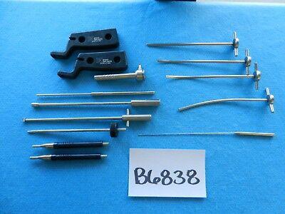 Bionx Surgical Orthopedic Arthroscopic Instruments
