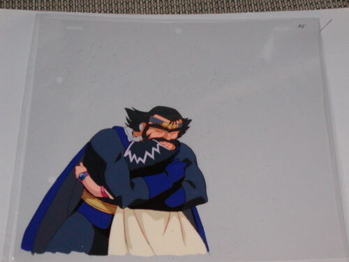 Slayers Next hand-painted Production Anime Cel- Prince Philionel (Phil) & Amelia