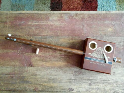 PERDOMO ANTLER TIP ELECTRIC DIDDLEY BOW