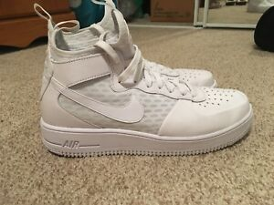 NIKE AIR FORCE 1 ULTRAFORCE MID SHOE