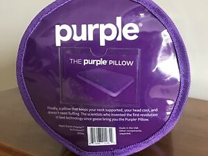 Purple Pillow Brand New Sealed in Box