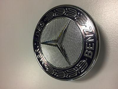 Mercedes-Benz Classic Emblem E-Klasse - Abdeckung  Stern Motorhaube - NEU