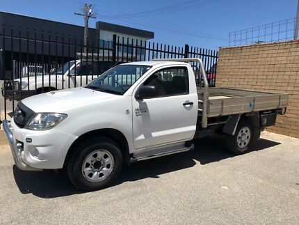 Toyota Hilux SR 4x4 O'Connor Fremantle Area Preview