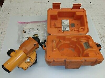 Nikon Ax-1 Autolevel Surveying Equipment Level Ax1 Made In Japan