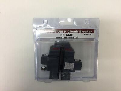 View-Pak Div Of Tes UBIP230 30-Amp 2-Pole Circuit Breaker