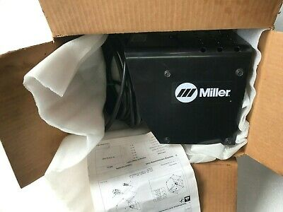 Miller Rhc-3 Stock No.040056 Cont Hand Remote Control With 20 Ft Cord - New