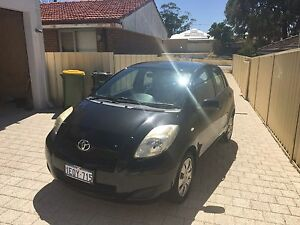 Toyota Yaris YRS  1.5 L 5 Speed Manual (Black) Beaconsfield Fremantle Area Preview