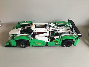 Lego Technic 24 Hours Racer 42039 Roseville Chase Ku-ring-gai Area Preview