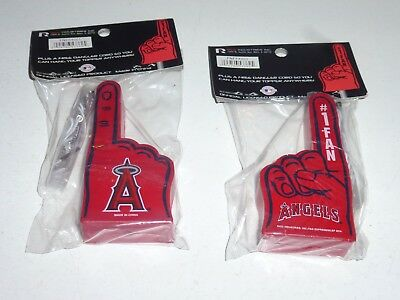 mini foam topper los angeles anaheim angels