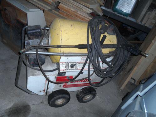 Landa Electric / kerosene Hot Water Pressure Washer