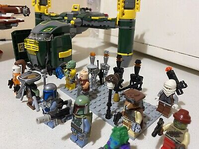 Lego Star Wars mini figures Bounty Hunters Bundle