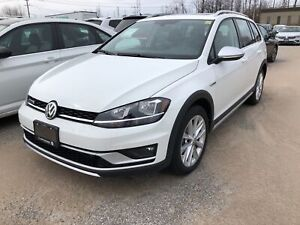 2019 Volkswagen Golf Alltrack 1.8T Highline DSG 6sp at w/Tip 4MO