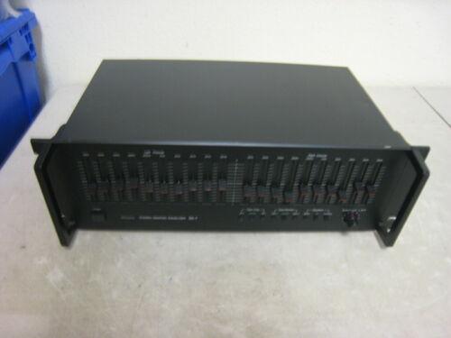 Vintage Sansui SE-7 Stereo Graphic Equalizer w/ rack handles free U.S. shipping