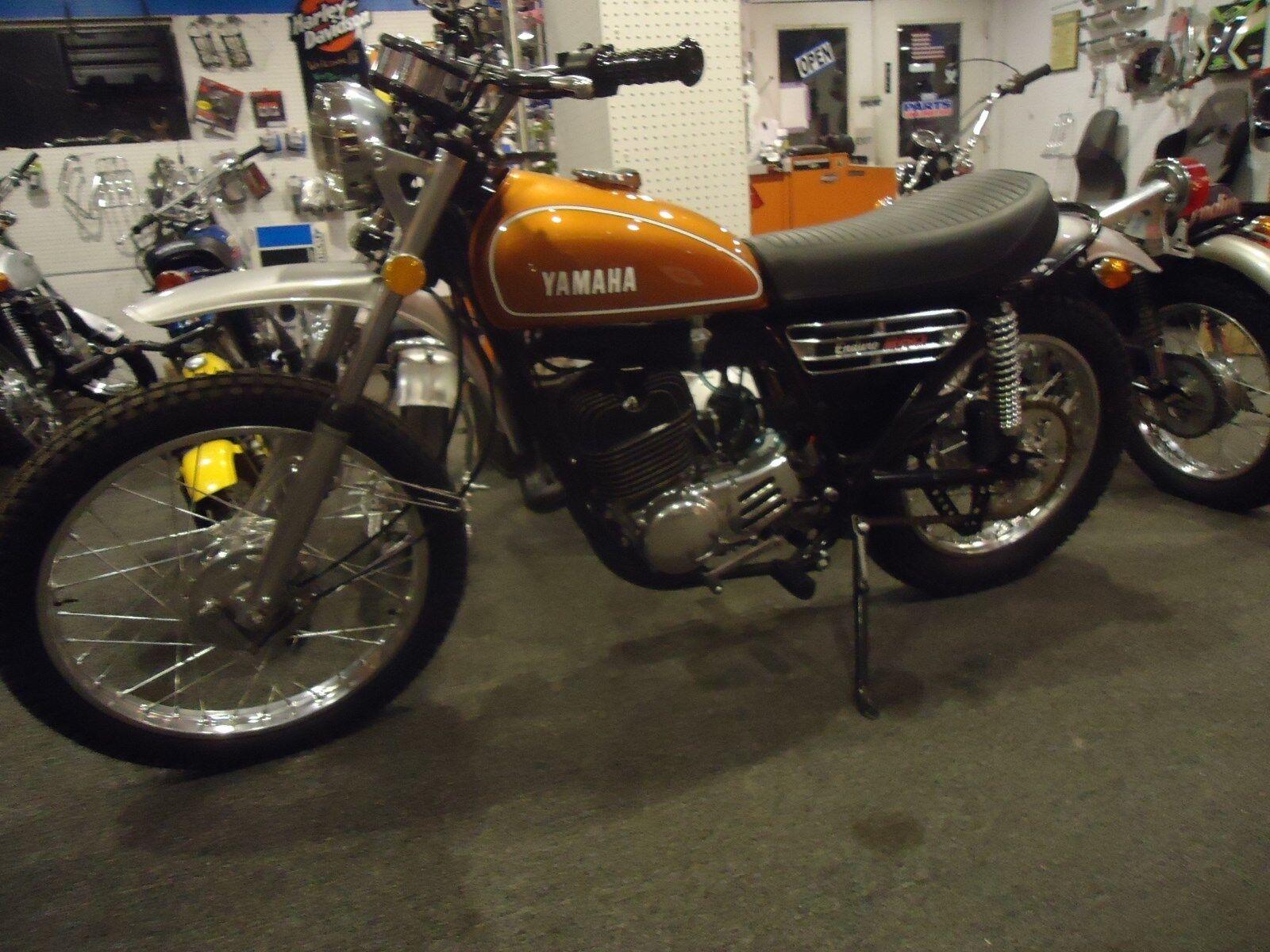 1974 Yamaha DT250  1974 Yamaha DT250 Enduro , Showroom or better , BEAUTIFUL RESTORATION !