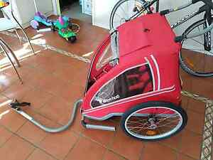Weehoo Bicycle Buggy / Stroller Niagara Park Gosford Area Preview
