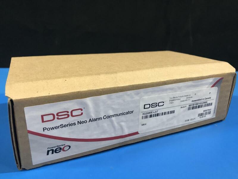 DSC 3G2080E-LAT PowerSeries Neo Alarm Communicator