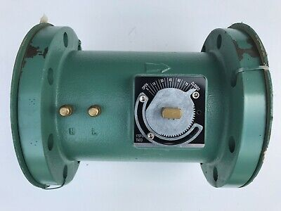 Taco Pump Model Acuf-400-af 4 Flange Valve Cast Iron