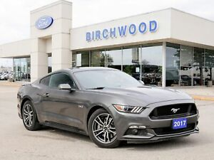 2017 Ford Mustang GT Premium Voice NAV   RearCam   Htd Cld Sts