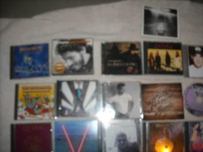 5 CD Lot Rodney Atkins,Color Me Badd,Blessid Union Of Souls,Luke Bryan