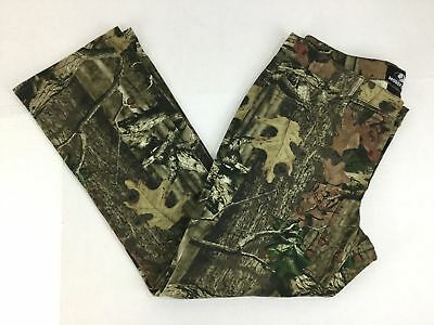 Mossy Oak Women's Camo Jean Size 16 NWT Break Up Country 5 Pocket Jeans Outdoors