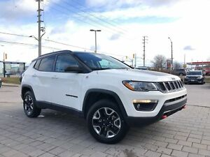 2018 Jeep Compass TRAILHAWK 4X4**NAVIGATION**POWER SUNROOF**