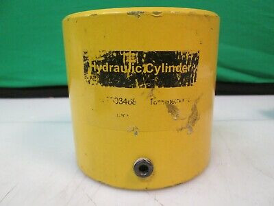 Hydraulic Cylinder Ram 5 Diam 5 Tall New W Cosmetic Blemishes