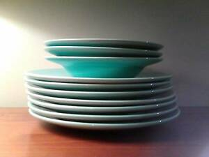 NEW - LOOSE DINNERWARE AQUA PLATES AND BOWLS Hackham West Morphett Vale Area Preview
