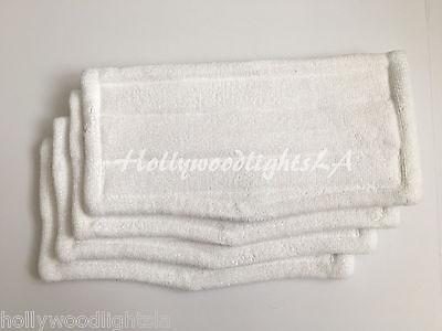 4,2,1 Replacement Pads for Shark Steam and Spray Mop Pro SS460WM SK410