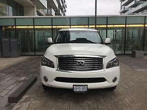 2012 Infinity QX 56 luxury PKG Fully Loaded