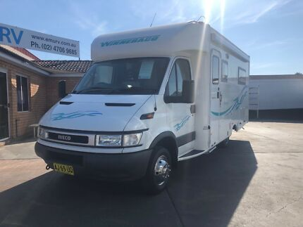 AVIDA Winnebago Freewind 2314SL. Slide out Motorhome. Penrith Penrith Area Preview