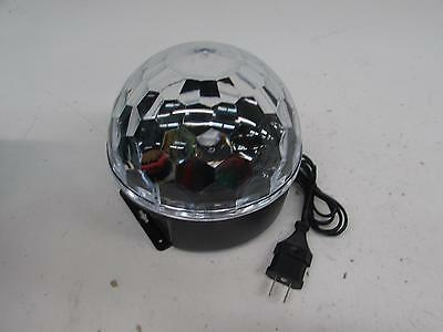 Sound Activated Led Crystal Allure Ball Stage Strobe Effect Lights
