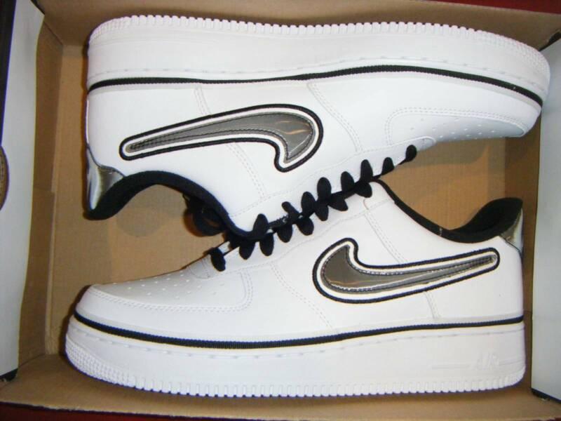 Nike Air Force 1 '07 LV8 1 WhiteBlackWhite