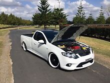 Ford FG Falcon XR6 Turbo Ute Windsor Hawkesbury Area Preview