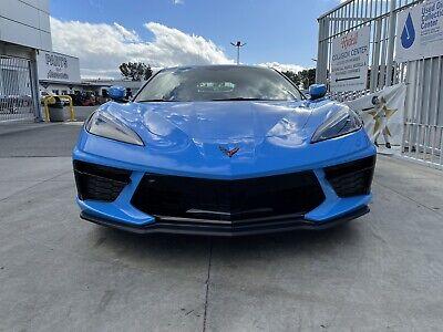 2020 Blue Chevrolet Corvette   | C7 Corvette Photo 1