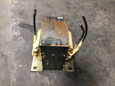 Square D 10xr21 10kva Transformer 1 Ph 120240vac Output 480v Input 5732taw