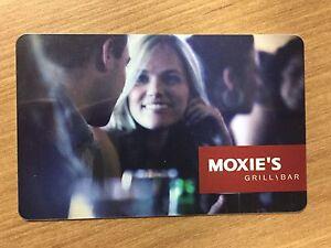 $25 Moxies Gift Card