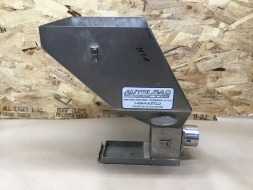 Autoload Material Hopper Loader Feeder- Used - Free Shipping #02b70pr3