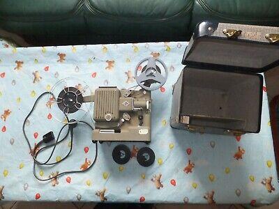 projecteur pour film 8 mm eumig p8