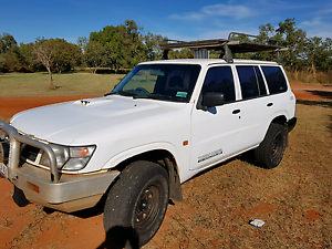 Nissan Patrol GU diesel Broome Broome City Preview