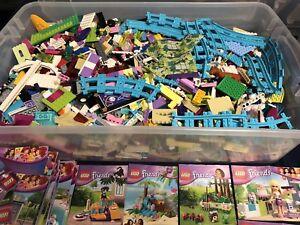 Gros lot de lego friends et autre