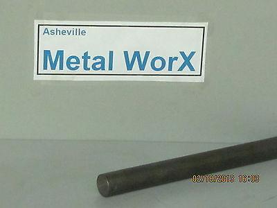 4140 Steel Rod Bar Round Ph 1 X 12 Long  1  Pc